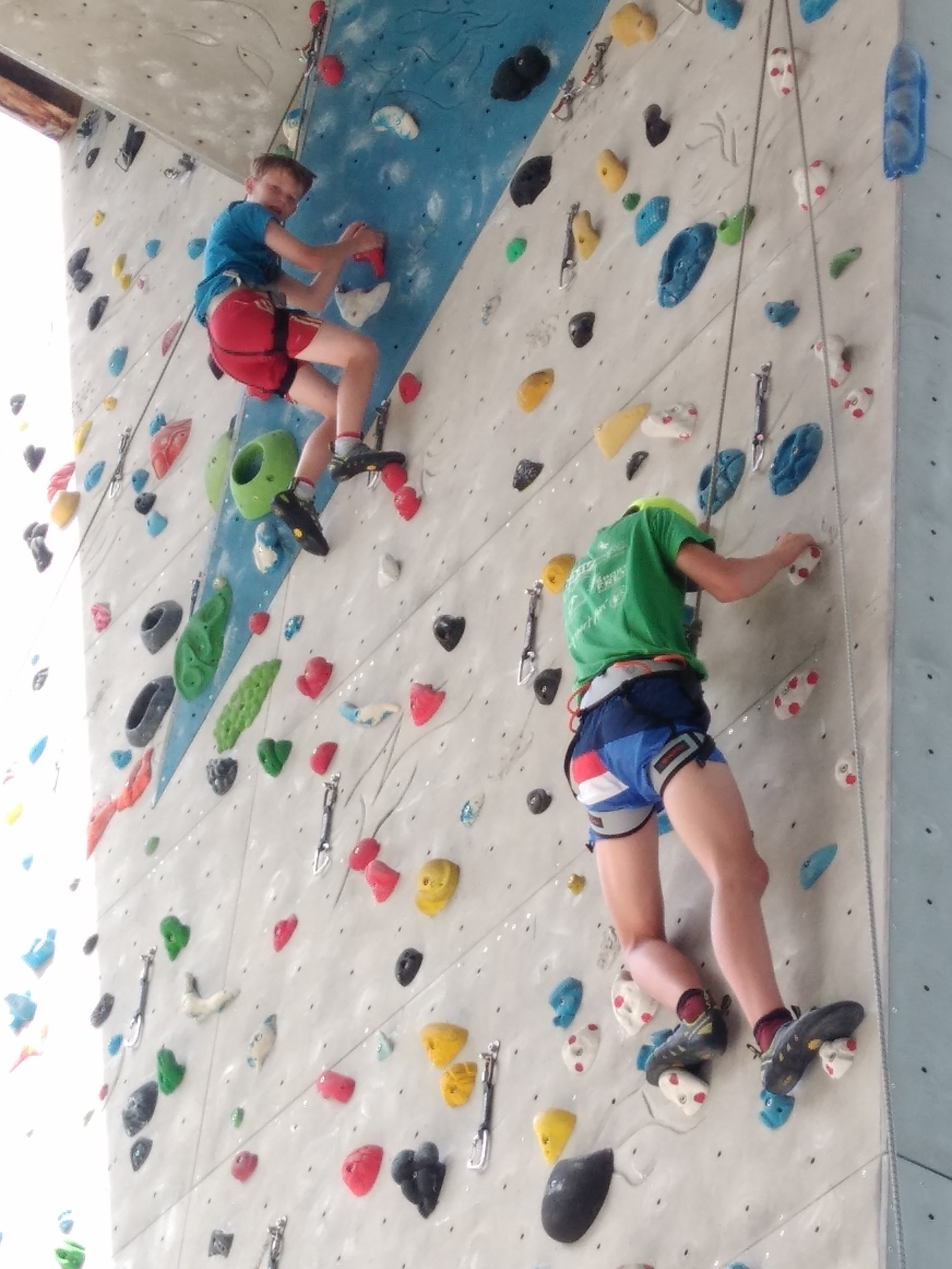 Klettergruppe